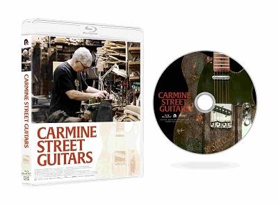 カーマイン・ストリート・ギター Blu-ray Disc