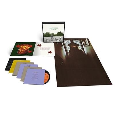 オール・シングス・マスト・パス 50周年記念スーパー・デラックス・エディション [5SHM-CD+Blu-ray Audio+ SHM-CD