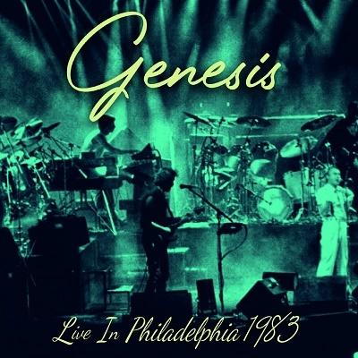 Live In Philadelphia 1983 CD