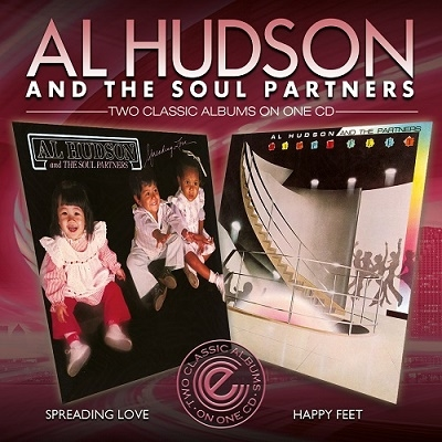 Spreading Love/Happy Feet CD