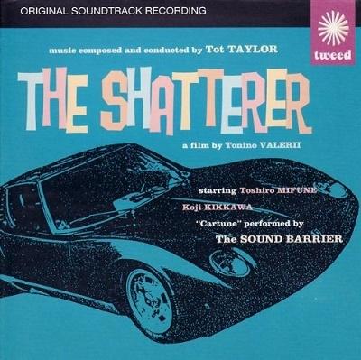 The Shatterer CD