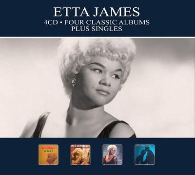 Four Classic Albums Plus Singles CD