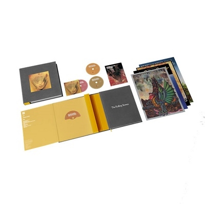 Goats Head Soup [Super Deluxe Box Set] [3CD+Blu-ray Disc+ブックレット]<限定盤> CD