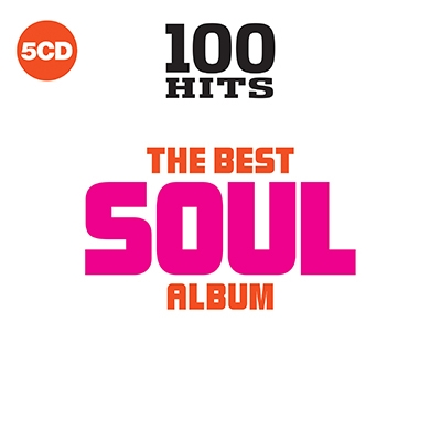 100 Hits: The Best Soul Album CD