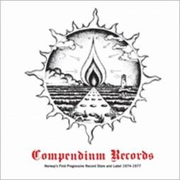 Compendium Records : Norway's First Progressive Record Store & Label 1974 - 1977 CD