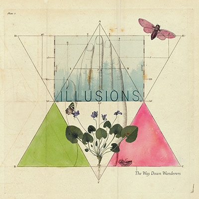 The Way Down Wanderers/Illusions[OGMC486972]