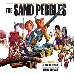 Jerry Goldsmith/The Sand Pebbles[MAF7116]
