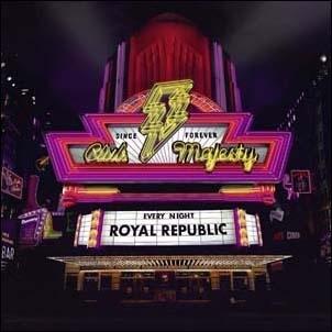 Royal Republic/Club Majesty[NBA497122]
