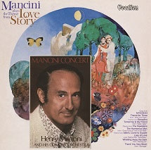 Mancini Concert & Mancini Plays the Theme from Love Story CD