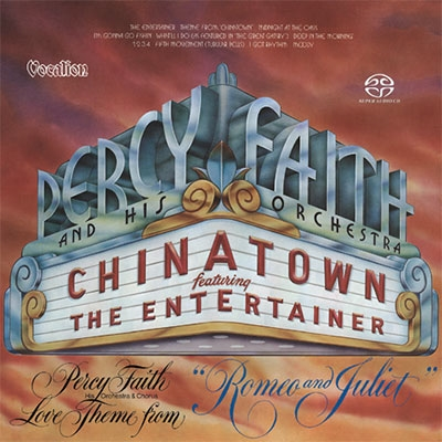 Chinatown & Love Theme From Romeo And Juliet SACD Hybrid