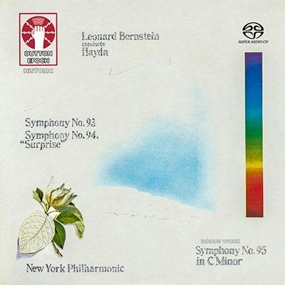 レナード・バーンスタイン/Haydn: Symphony No.93, No.94