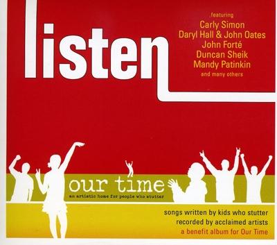 Our Time Theatre Company/Listen : Our Time Theater Company : Original Cast Recording[SHOB833202]