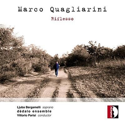 ヴィットリオ・パリージ/Marco Quagliarini: Riflesso [STR37052]