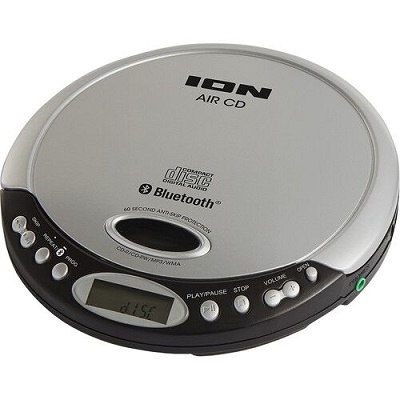 ION ワイヤレスCDポータブルプレーヤー AIR CD Accessories
