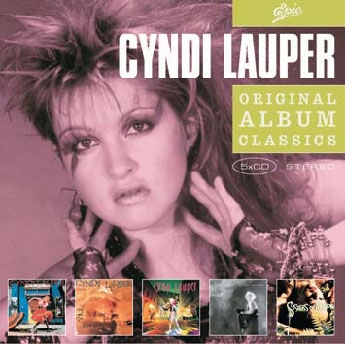 Original Album Classics : Cyndi Lauper<限定盤>