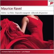 Ravel: Bolero, Alborado, La Valse, Rhapsodie Espagnole, Pavane