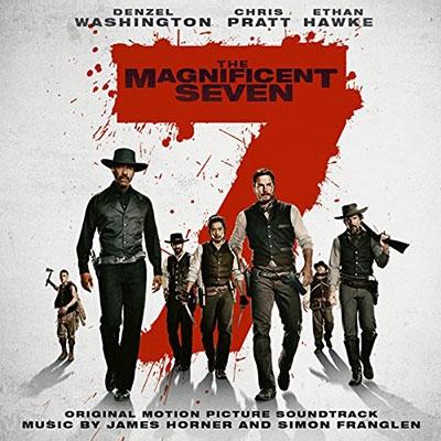 James Horner/The Magnificent Seven[88985346202]