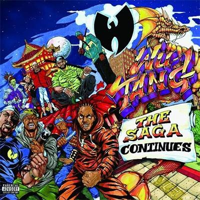 Wu-Tang Clan/The Saga Continues[EOMCD8970]