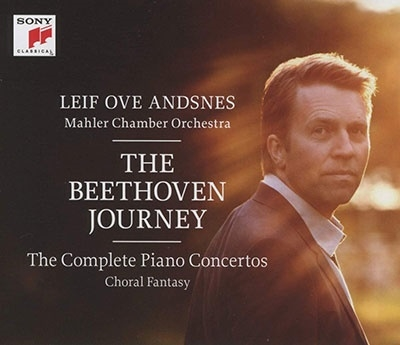 レイフ・オヴェ・アンスネス/The Beethoven Journey - Piano Concertos No.1-No.5 (Multipack Version)[19439705332]