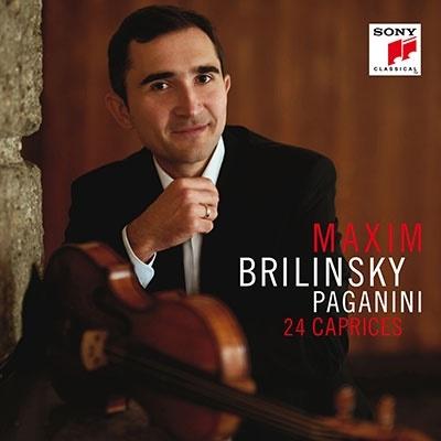マキシム・ブリリンスキー/パガニーニ: 24のカプリース&ネル・コル・ピウによる変奏曲[19439712262]