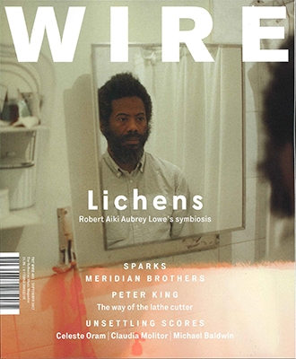 THE WIRE 2017年9月号 [06811]