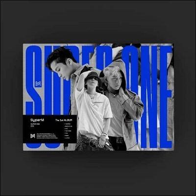 Super One: SuperM Vol.1 (Unit B Ver.)(BAEKHYUN / MARK / LUCAS) CD