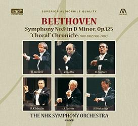 ベートーヴェン: 交響曲第9番「合唱」 1980年代編 [XRCD]<完全限定盤>