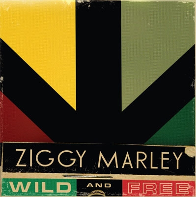 Ziggy Marley/WILD AND FREE[VVNL-25052J]