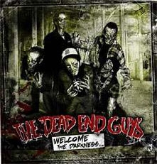 Dead End Guys/Welcome The Darkness[FFJCD-62]