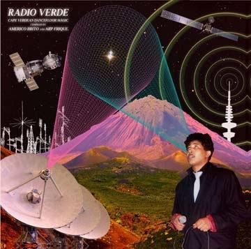 Radio Verde (Compiled By Americo Brito & Arp Frique) CD