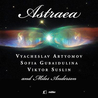 アストレア・アンサンブル/Astraea 3人のロシア作曲家による即興演奏集[MSV28595]