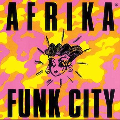 AFRIKA/FUNK CITY<タワーレコード限定>[NKCD-6859]