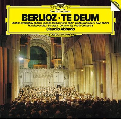 クラウディオ・アバド/ベルリオーズ: 「テ・デウム」, 序曲「ローマの謝肉祭」 (特別収録)<タワーレコード限定>[PROC-1889]