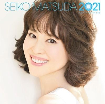 続・40周年記念アルバム 「SEIKO MATSUDA 2021」 [SHM-CD+DVD]<初回限定盤> SHM-CD