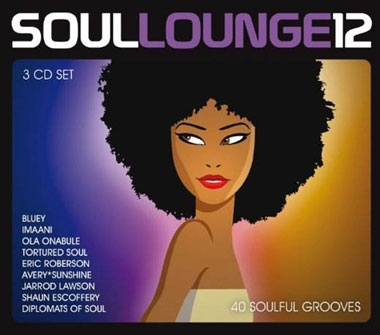 Soul Lounge 12: 40 Soulful Grooves[SLOUNGECD140X]