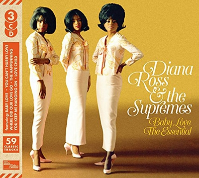Diana Ross &The Supremes/Baby Love: The Essential[SPECESS1]