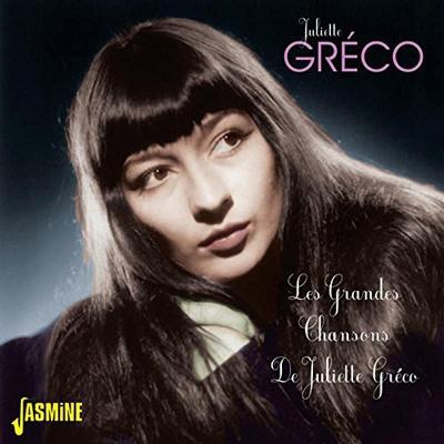 Les Grandes Chansons De Juliette Greco CD