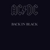 Back In Black CD