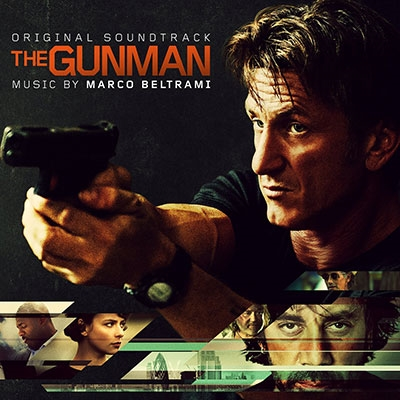 The Gunman CD