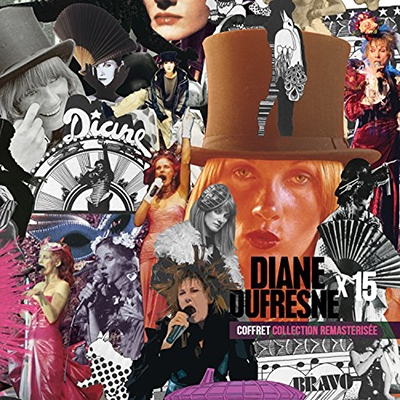 Diane Dufresne/Diane Dufresne X 15[GSIC15633]