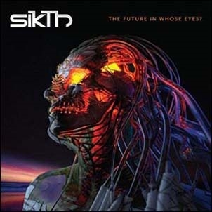 SikTh/The Future In Whose Eyes ?[30HZCD43D]