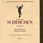 ヘルマン・シェルヘン/Hermann Scherchen Vol.1 - Beethoven, Schoenberg [STR13592]