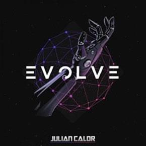 Julian Calor/Evolve [REVRSP058CD]