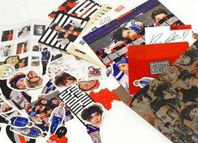 NCT #127 Limitless: 2nd Mini Album (ランダムバージョン) CD