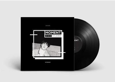 Moment: 2nd Mini Album<限定盤> LP
