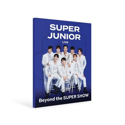 Beyond LIVE BROCHURE SUPER JUNIOR [Beyond the SUPER SHOW] Book