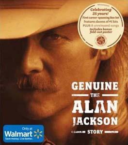 Genuine: The Alan Jackson Story<完全生産限定盤> CD
