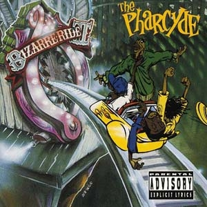 The Pharcyde/Bizarre Ride II The Pharcyde: 25th Anniversary Edition [2LP+12inch x3][CR00017]