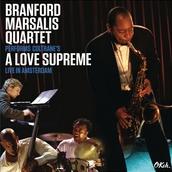 Coltrane's A Love Supreme Live in Amsterdam [CD+DVD] CD
