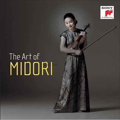五嶋みどり/The Art of Midori<完全生産限定盤>[88875183402]